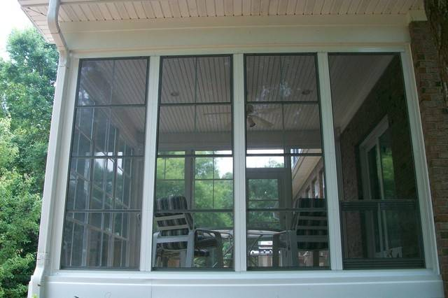 Porch Sunroom Traditional Other Diy Eze Breeze