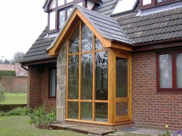 Porches Oakes Carpentry Bespoke Joinery Staffordshire