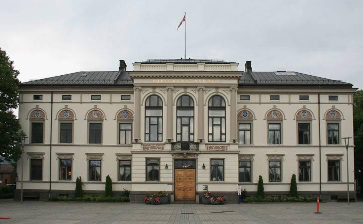 Porsgrunn Town Hall Wikimedia Commons