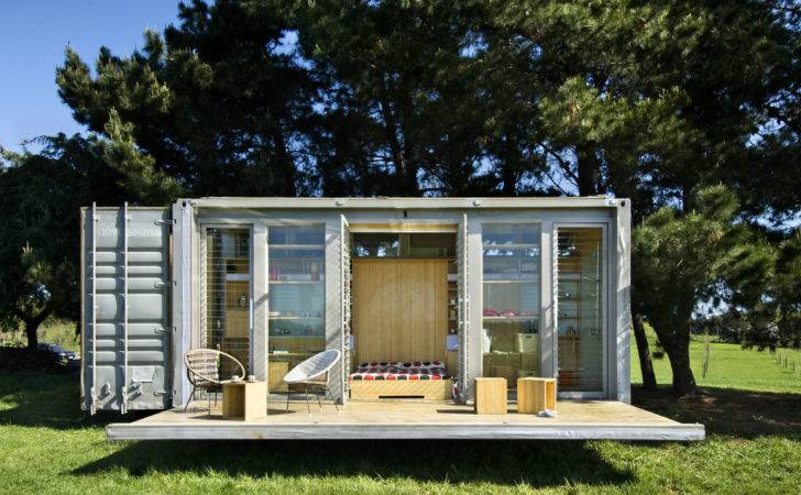 Port Bach Shipping Container Home Idesignarch Interior Design
