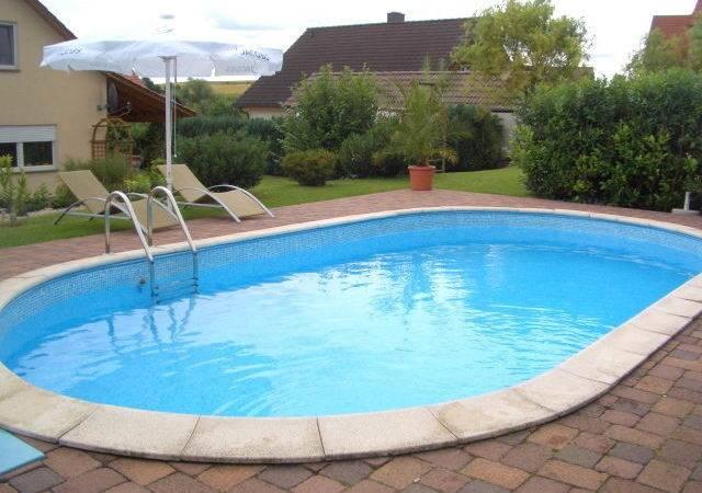 Portable Swimming Pool Design