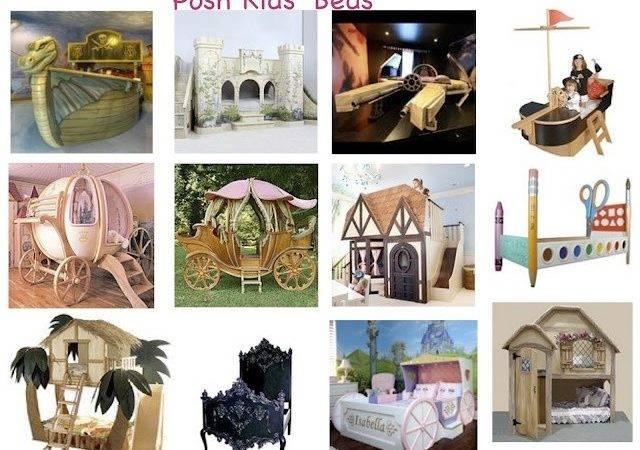 Posh Beds Poshtots Kids Stuff Pinterest