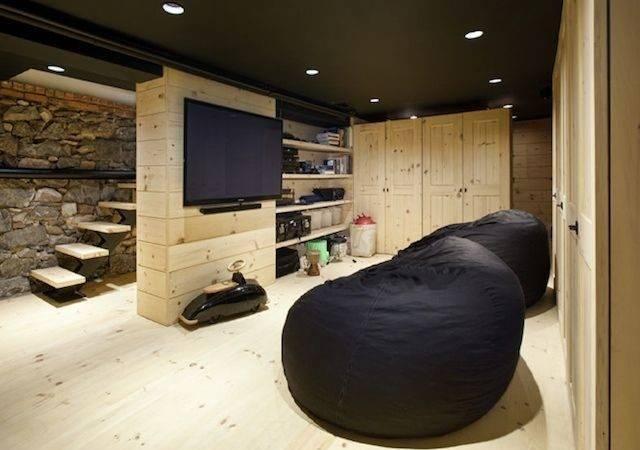 Posh Park Slope Townhouse Creative Basement Ideas Rec Rooms