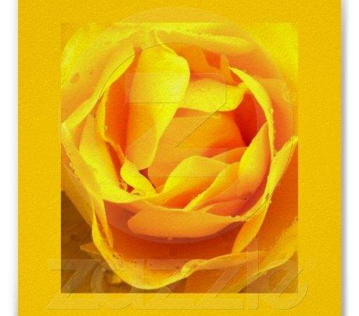 Poster Color Therapy Yellow Art Pinterest