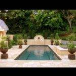 Potted Plants Around Pool Pinterest