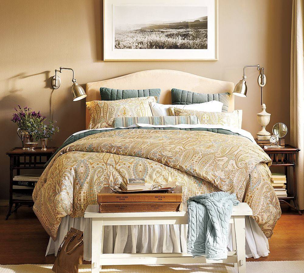 Pottery Barn Bedroom Decorating Ideas Furnitureteams