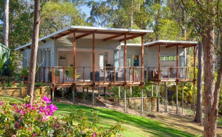 Practical Inspiring Tree House Granny Flat Queensland