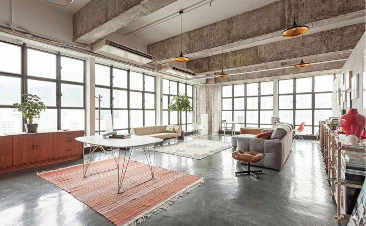 Pragmatic Design Hidden Spaces Industrial Loft Hong Kong