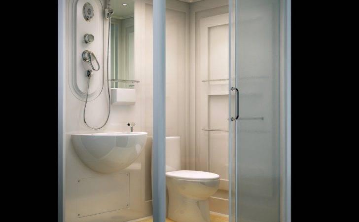 Prefab Bathroom Shower Modular Toilet