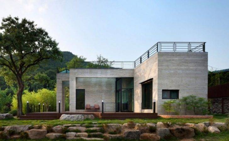 Prefab Concrete Homes Steel