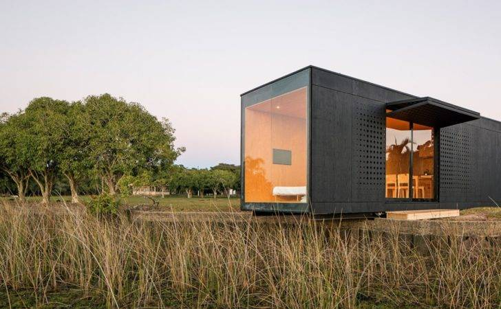 Prefab House Mini Modern Fubiz Media