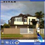 Prefabricated Homes China Steel Construction