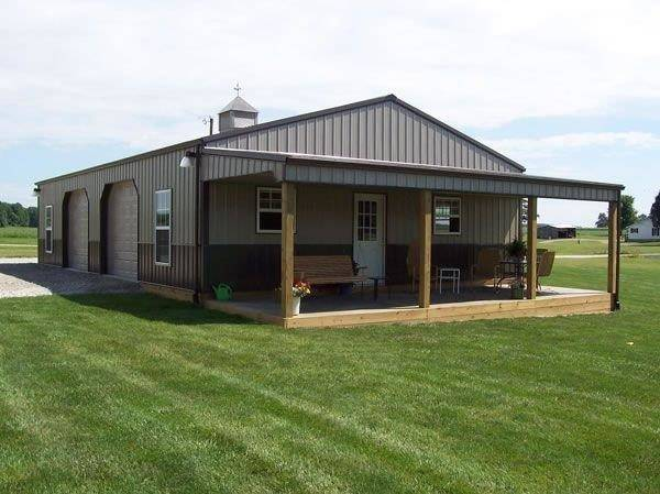 Prefabricated Residential Steel Buildings Specialists