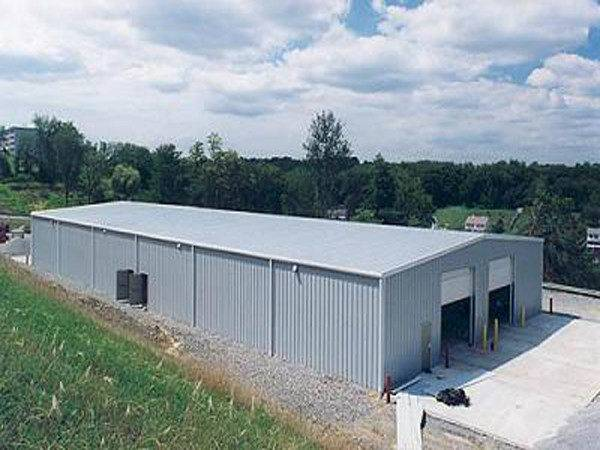 Prefabricated Steel Building Metal Structure