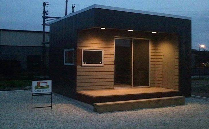 Prefabs Tiny Houses Clearspace Homes Want Share