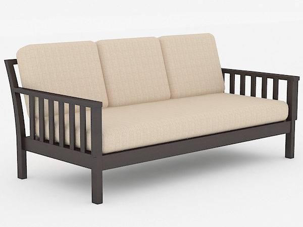 Pretoria Wooden Sofa Set Furniture