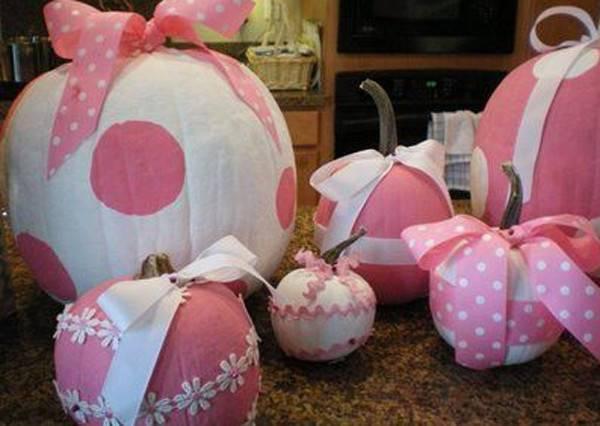 Pretty Pink Halloween Decoration Ideas Home Design Interior