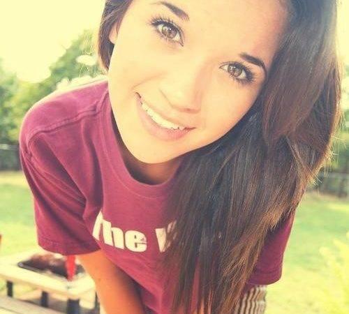 Pretty Teen Girls Brown Hair Tumblr Android