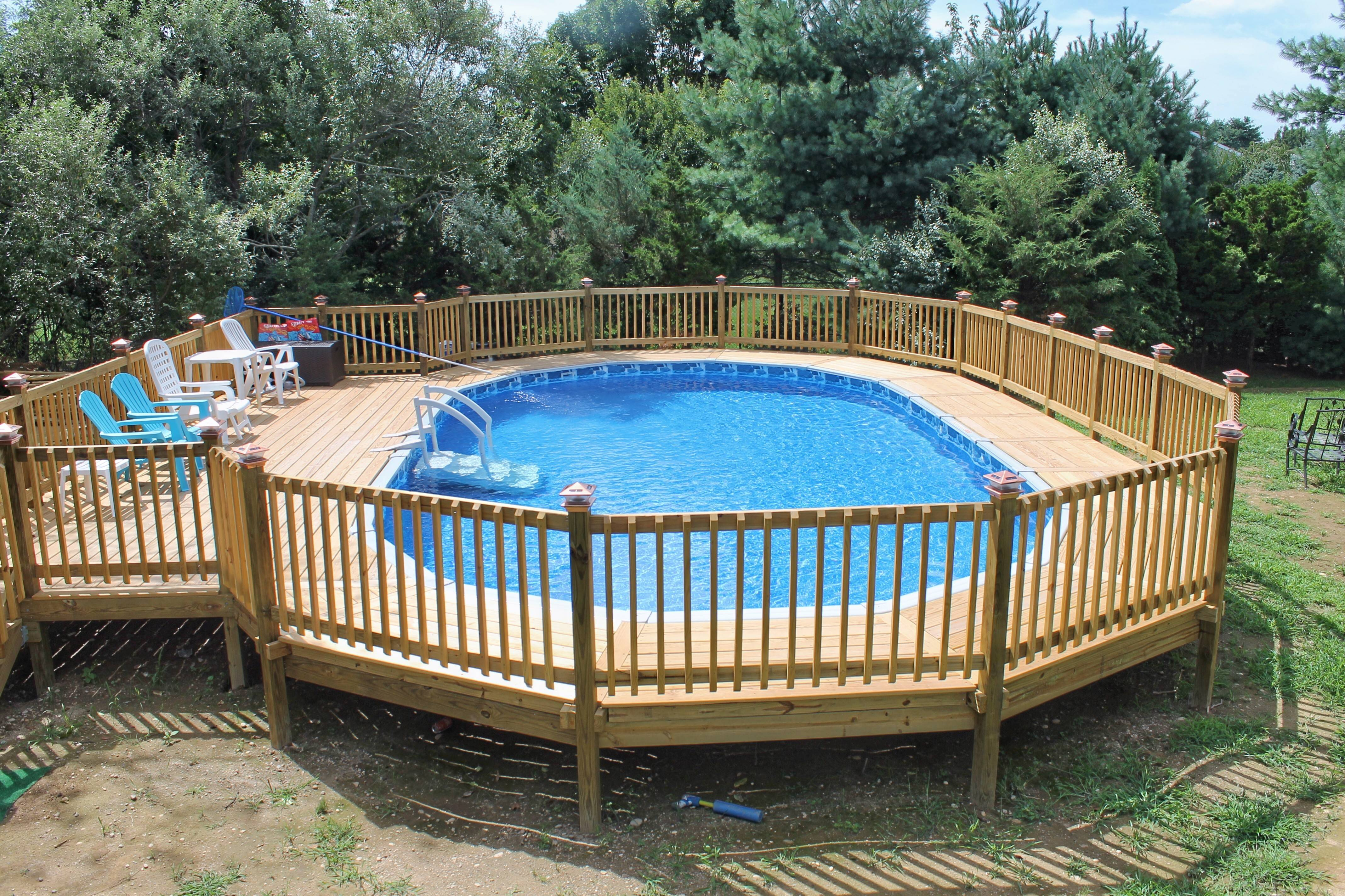 Price Above Ground Pool Pin Pinterest