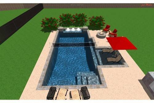 Price Range Basic Rectangular Pool Like One