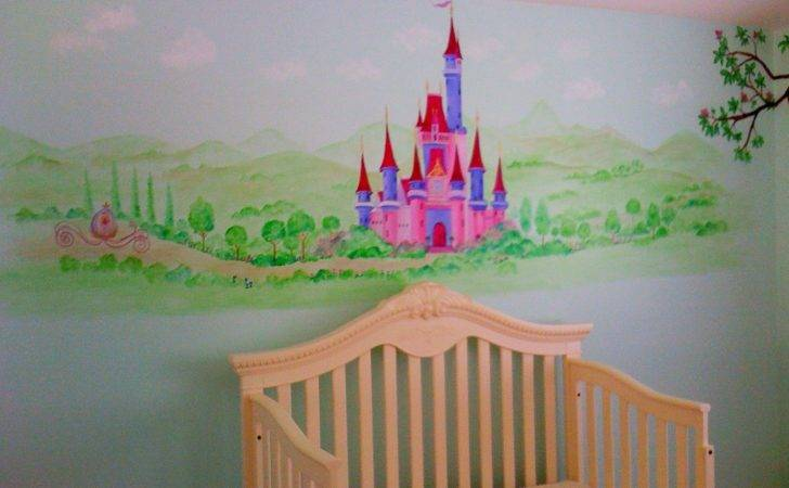 Princess Castle Archives Hand Painted Murals Children