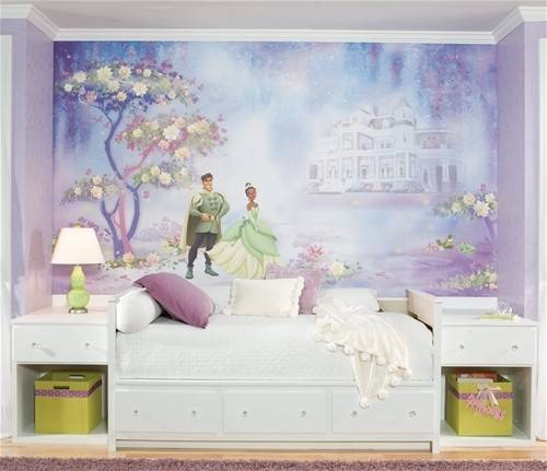 Princesses Wall Murals Girls Rooms Extra Large