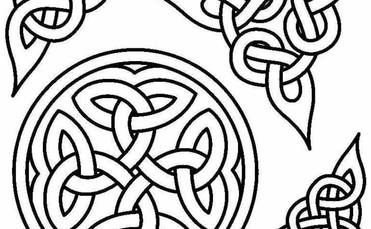 Printable Irish Celtic Symbols Collection