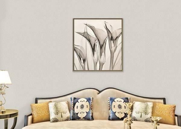 Printed Bright Modern Home Decoration