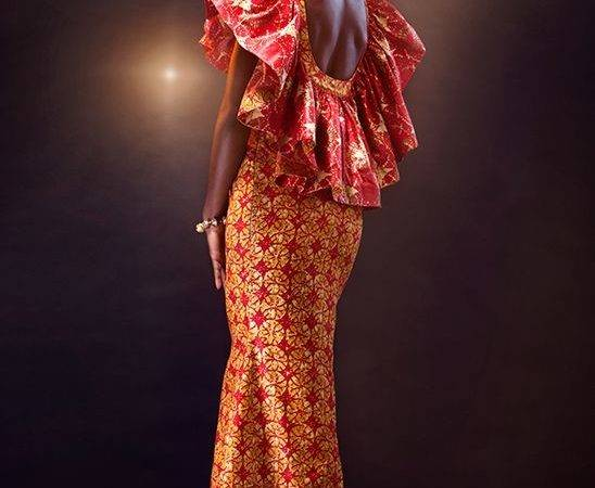 Prints African Fashion Styles Clothing Nigerian Style
