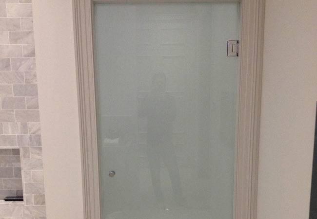 Privacy Bathroom Guaranteed Opaque Glass Doors