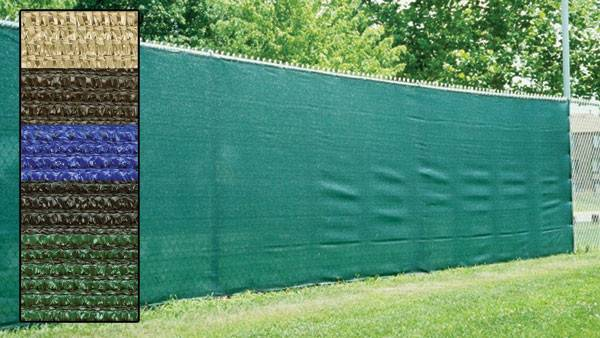 Privacy Fence Ideas Slats Chain Link