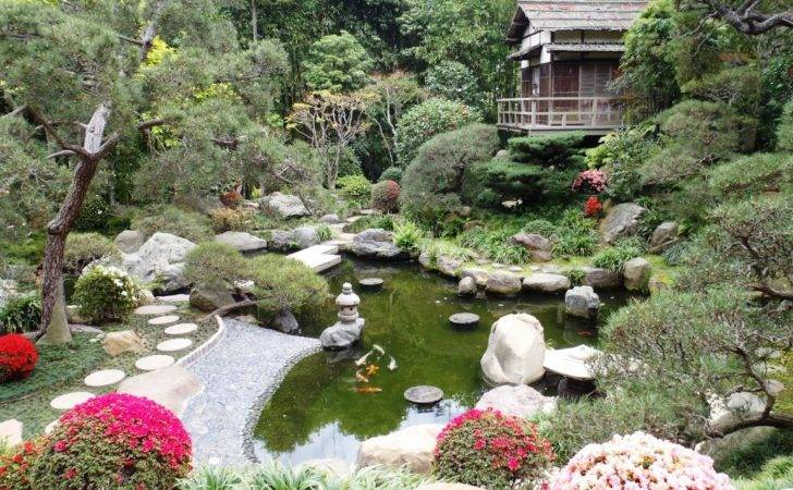 Private Japanese Gardens United States Huffington Post