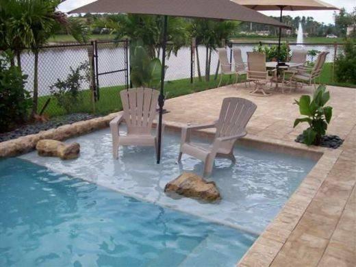 Private Swimming Pool Design Home