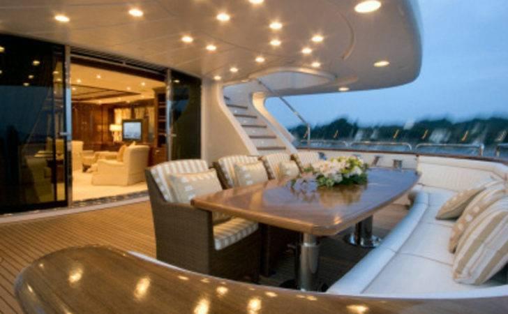 Private Yacht Interior Design