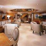 Private Yacht Luxury Yachts Modern Interior