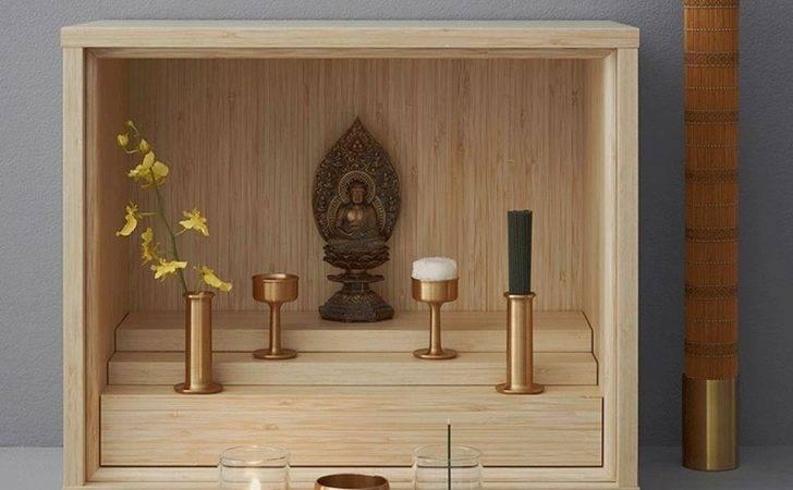Product Design Center Shinobu Buddhist Altar