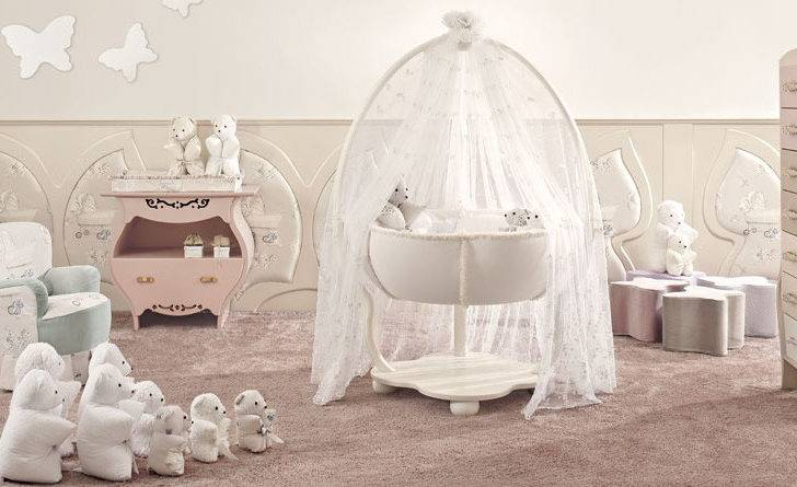 Profile Punkin Patch Luxury Designer Baby Nursery Furniture
