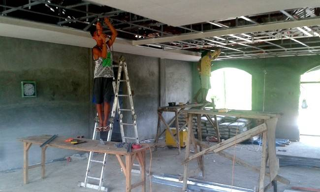 Progress Report Our New Home Philippines Plus