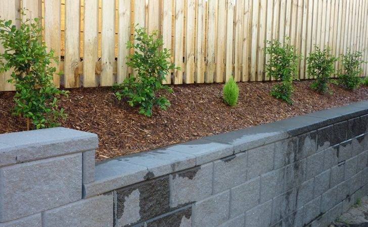 Project Grandview Landscaping Along Fence Line