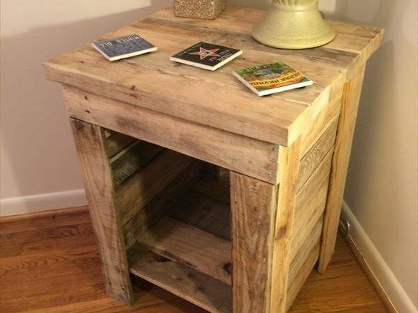 Projects Can Make Stylish Furniture Wooden Pallets