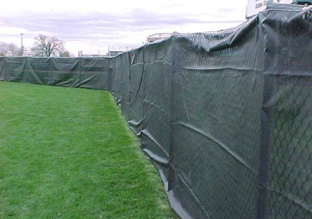 Properly Install Windscreen Fence Privacy Screen