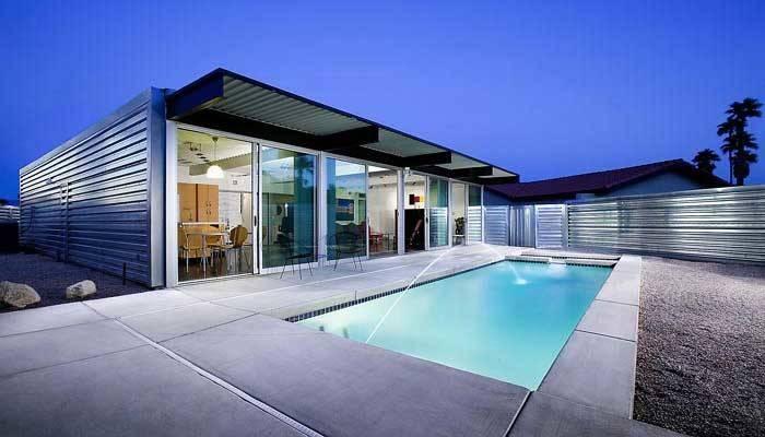 Purchasing Original Case Study Steel Glass Home
