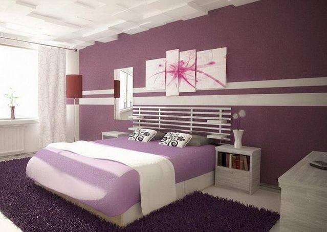 Purple Bedroom Ideas Adults Ask Pinterest