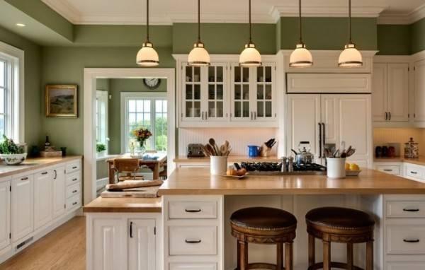 Purple Kitchen Paint Ideas Addition Diy Painted Cabi