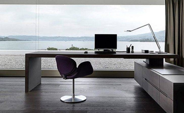 Puter Desk Gaming Setup Addition Modern Minimalist