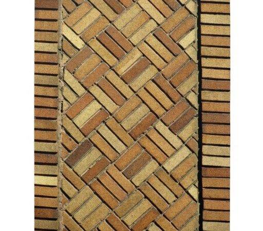 Puzzle Basketweave Brick Pattern Zazzle