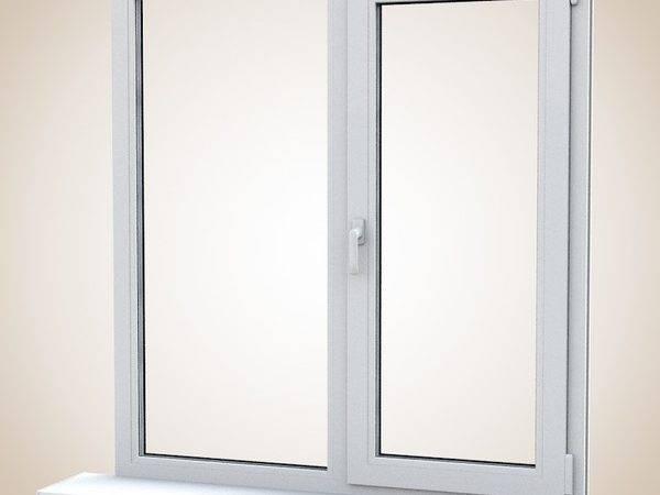 Pvc Window Balcony Door Model Modern Profile
