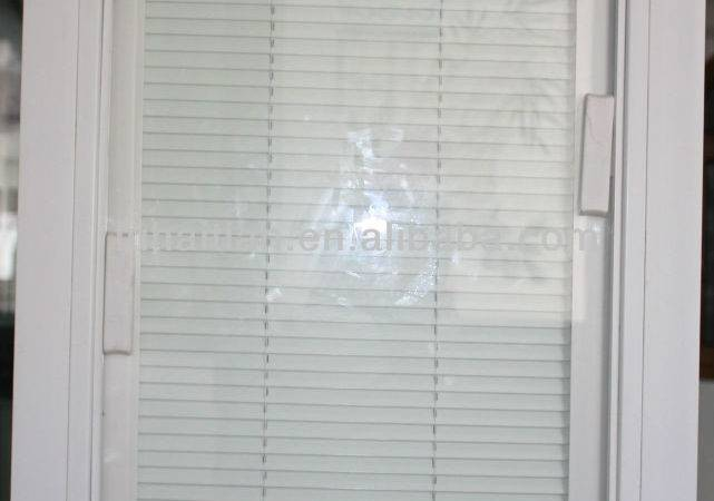 Pvc Window Built Blinds Windows