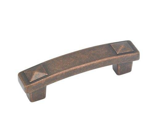 Pyramid Design Cabinet Pull Rustic Bronze Pulls Ace Hardware