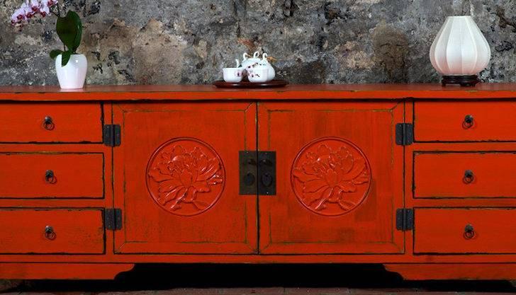 Qing Art Chinese Furniture Soft Furnishings Lighting